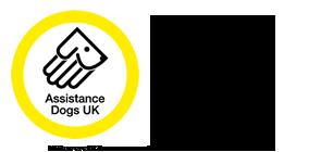 assistance dogs uk logo