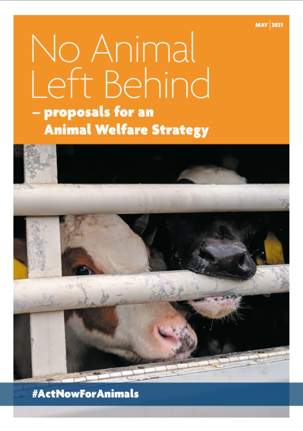 No Animal Left Behind Report Cover